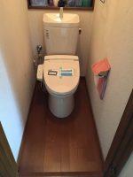 トイレの交換手順-茨木