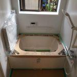 在来浴室からユニットバスに-大阪市