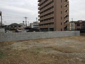 ブロック塀リフォーム完成
