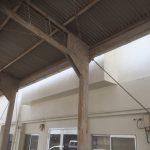 """雨水の浸食によって傷んだ外壁の補修-茨木""""/"""